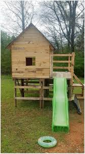 backyards wondrous 16 creative kids wooden playhouses designs