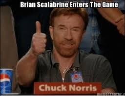 Brian Scalabrine Meme - meme creator brian scalabrine enters the game