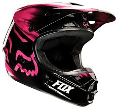 motocross womens gear 115 28 fox racing womens v1 vandal helmet 205101