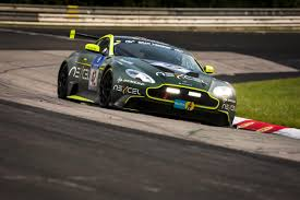 aston martin racing green aston martin vantage gt8 returns to the green hell endurance