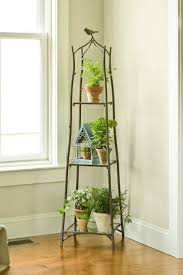 Indoor Plant Light by Plant Stand Indoor Plant Stands With Light Systems Metal Tall