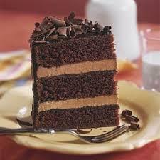 brown cake brown cake chocolate food fork image 88705 on favim