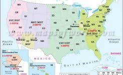 map of time zones usa and mexico map us time zones mexico time zones with 438 x 410 map of usa states