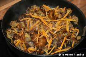 comment cuisiner des chanterelles filet mignon feuilleté au foie gras chanterelles la neuvième planète