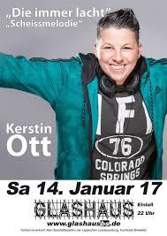 Glashaus Bad Salzuflen Veranstaltung Live Kerstin Ott Salzstreuner De