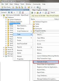 Sql Copy Table From One Database To Another Sql Server 2008 2008 R2 Create Script To Copy Database
