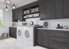 White Cabinets For Laundry Room White Laundry Room Cabinets Storage The Home Depot Intended For