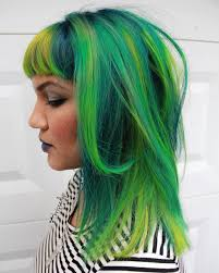 Green Shades by 20 Ways To Rock Green Hair
