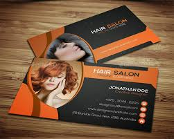 Free Business Card Maker Download 30 Hair Stylist Business Cards Free Download Free U0026 Premium