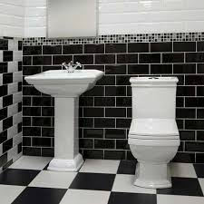 black white bathroom tiles ideas black bathroom tile ideas bathroom fuegodelcorazonbc black white