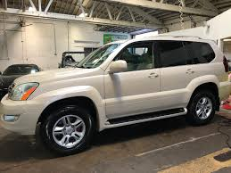 lexus gx470 manufacturer warranty 2003 used lexus gx 470 at image auto sales serving cicero il iid