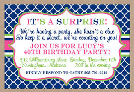 Freshers Party Invitation Cards Surprise Party Invitation Wording U2013 Gangcraft Net