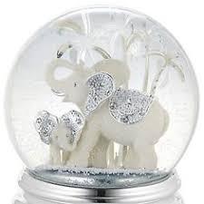 lenox snow globes disney boxes musical