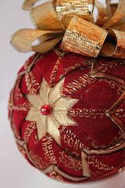 105 best images about nosew stuff on quilted ornaments