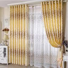 natural and primitive style curtains for country style