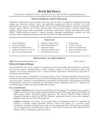 Sql Server Developer Resume Sample by Software Examples For Resume