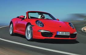 voiture de luxe une version cabriolet pour la porsche 911 type 991 e magazine