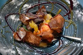 chignon cuisine restaurant les instantanés de kloé