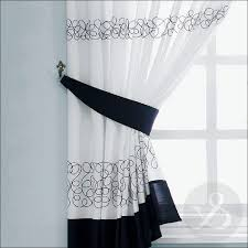 Cheap Cafe Curtains Kitchen Teal And Grey Curtains Teal And White Curtains How To