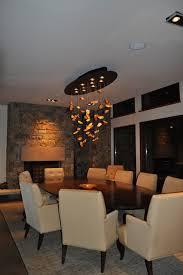 Modern Chandelier For Dining Room Modern Chandelier Dining Room Glamorous Contemporary Dining Room