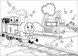 27 thomas coloring pictures images coloring