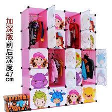 12 cubes simple cartoon children u0027s wardrobe portable closet free