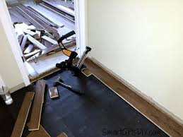 How To Lay Laminate Flooring In A Hallway Downstairs Hallway 2 Board And Batten Is Finished