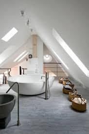 salle de bain dans chambre sous comble incroyable quelle couleur associer au gris 14 salle de bain