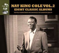 nat king cole eight classic albums vol 2 cd at discogs