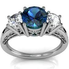 Blue Diamond Wedding Rings by Blue Diamond Engagement Rings Will Be Very Attractive For Your