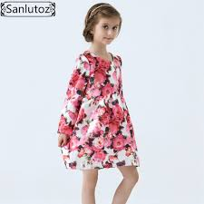 aliexpress com buy girls dress winter children clothing brand