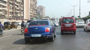 bentley in mumbai india autos