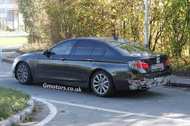 kereta bmw 5 series malaysia motoring news bmw 5 series facelift spied for the first time