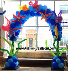 balloon arrangements chicago balloon arches columns chicago balloon decor