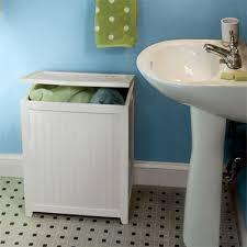 Bathroom Cabinet With Built In Laundry Hamper Best 25 Laundry Hamper Ideas On Pinterest Laundry Basket Diy