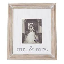 personalized wedding autograph frame picture frames photo albums picture frames mud pie