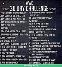 theme song quiz wwe wwe 30 day challenge day 5 favor theme song wrestling amino