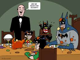 Humorous Thanksgiving Quotes Hey That S My Cape I M Thankful For Something The Nerdy Bird