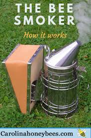 what is a bee smoker bees beekeeping and bee keeping