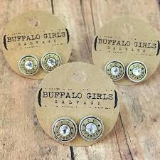 bullet stud earrings bullet stud earrings buffalo