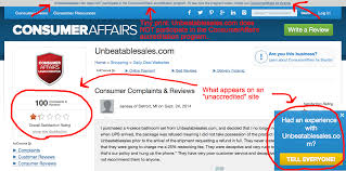 bureau of consumer affairs who is consumeraffairs com really advocating for in