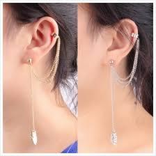 jual ear cuff ear cuff earring price harga in malaysia