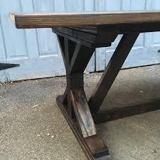 rustic dining table legs rustic dining table legs coma frique studio aa89f9d1776b