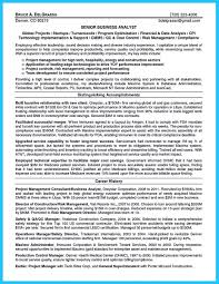 Biotech Resume Sample by Create Your Astonishing Business Analyst Resume And Gain The Position