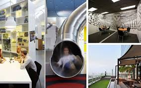 Coolest Office Furniture by The 15 Coolest Offices In The World Business