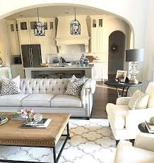 Living Room And Kitchen by Amazing How To Set Up Living Room In Home Decorating Ideas With