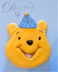 diana u0027s dream sweets winnie pooh birthday cookies