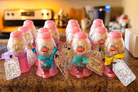 gumball party favors tag mini gumball machine party favor wholesale baby shower