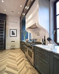 Floor To Ceiling Cabinets For Kitchen Contemporary Kitchen With Glass And Steel Wall Joel Kelly Design