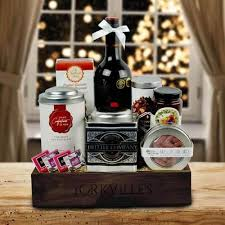 gift baskets wine the dreamy comforts wine and gift basket wine gift